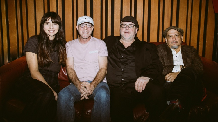 """Alt-rock pioneers Pixies perform tracks from their new album """"Beneaththe Eyrie"""""""