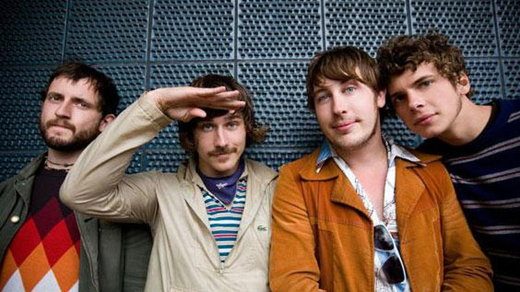 """Jason Bentley calls Portugal. The Man's latest album """"simply one of the best of the year..."""""""