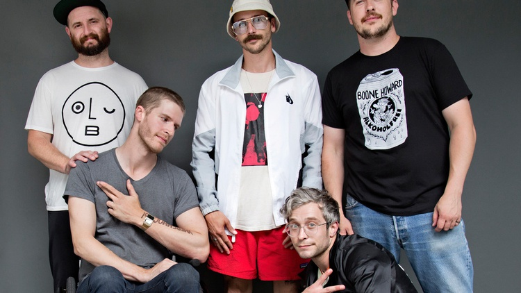 Portugal. The Man is having a big year, after taking a four-year break to craft its new album Woodstock.