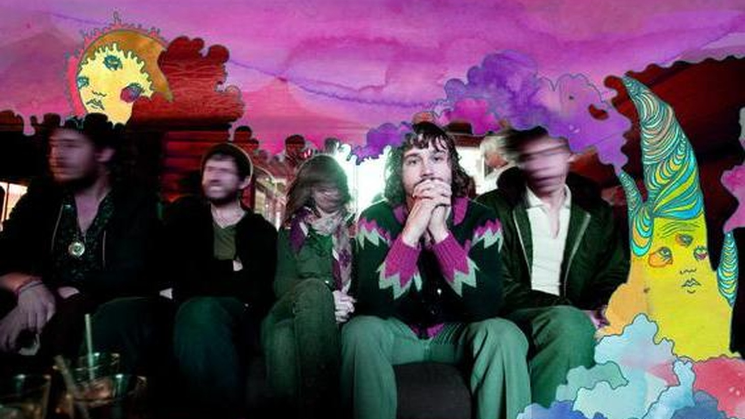 Portugal. The Man are a prolific band of Alaskans whose latest CD caught our eye with awe-inspiring album art and then kept our attention with rousing sing-a-longs. They are known to be a phenomenal live band and we'll get to hear it when they perform on Morning Becomes Eclectic at 11:15am.