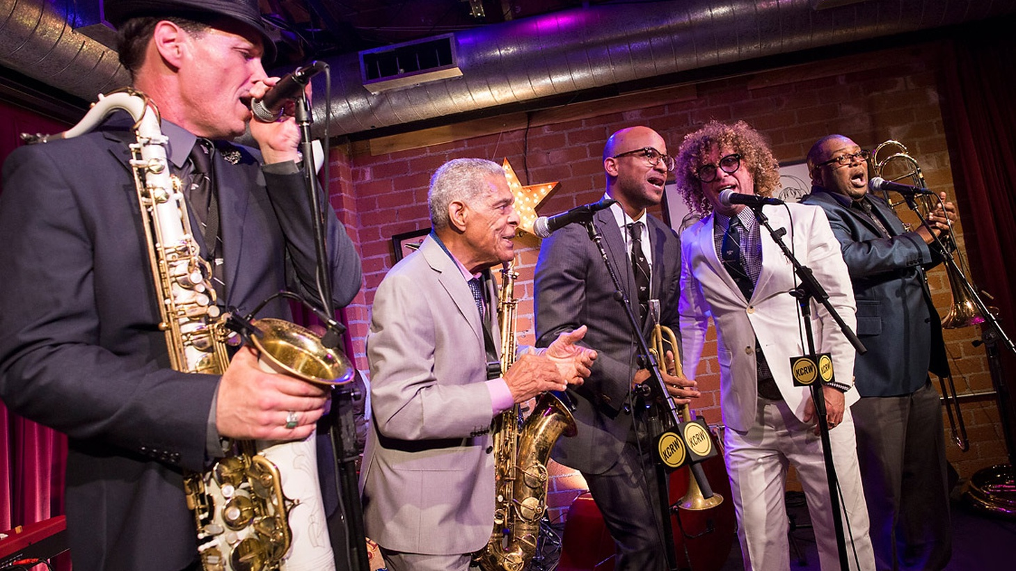 Preservation Hall Jazz Band has been at it for over 50 years and their name is pretty much synonymous with the spirit of New Orleans.