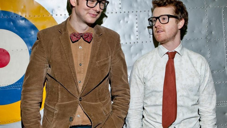 South London duo Public Service Broadcasting released a compelling album last year, a fast-paced pastiche of audio samples culled from public information films and newsreels.