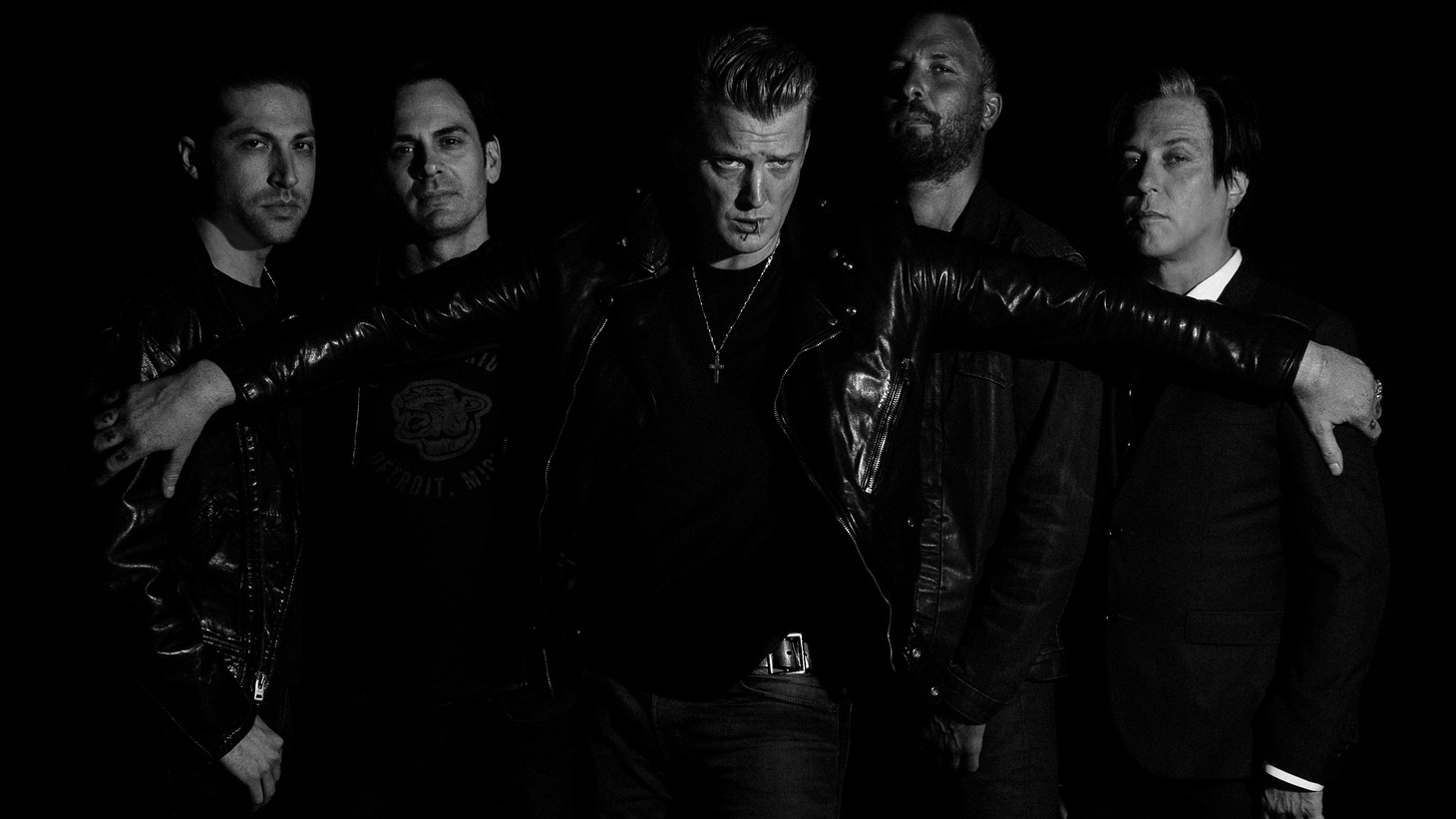 Queens of the Stone Age are back with a new album, Villains. It's glammy, groovy and packs the rock 'n' roll punch we've come to expect from Josh Homme and company.