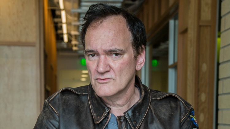 "Writer and director Quentin Tarantino visited our studios to talk about the soundtrack to his new film ""Once Upon A Time in Hollywood."""