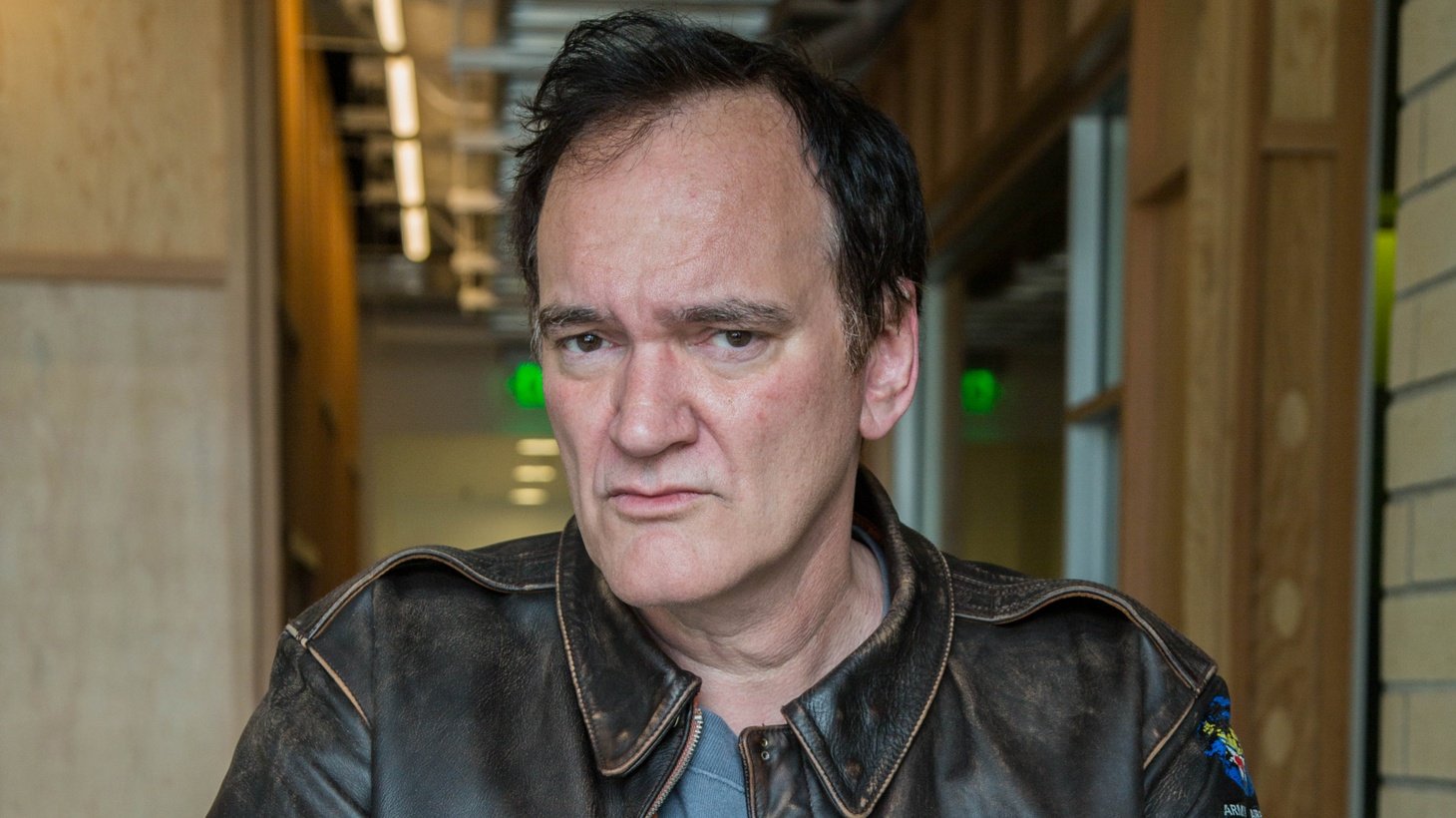 Quentin Tarantino at KCRW.