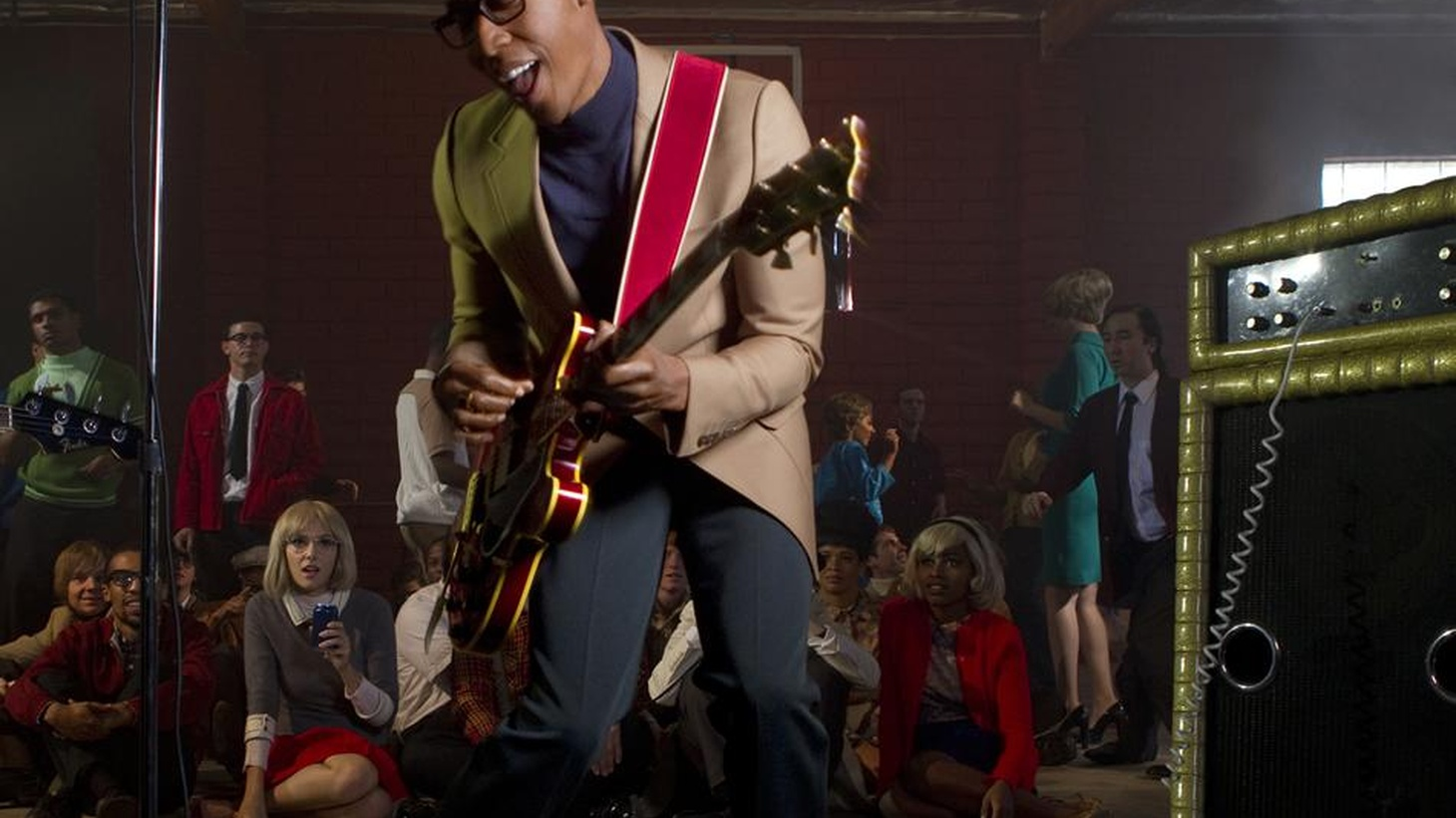 Soul stirring sounds will be heard from Raphael Saadiq and his band as they perform songs from one of KCRW's favorite albums in 2011, Stone Rollin. Join Morning Becomes Eclectic as we broadcast from Austin's finest music festival, South by Southwest, at 11:15am.