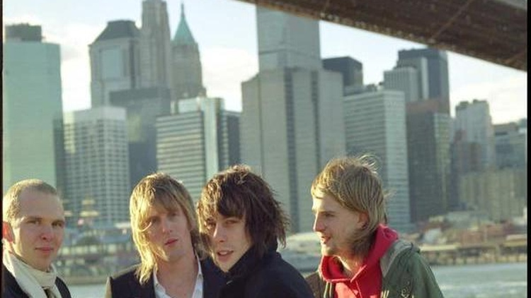 U.K. outfit Razorlight bring a high-powered mix to Morning Becomes Eclectic at 11:15am.