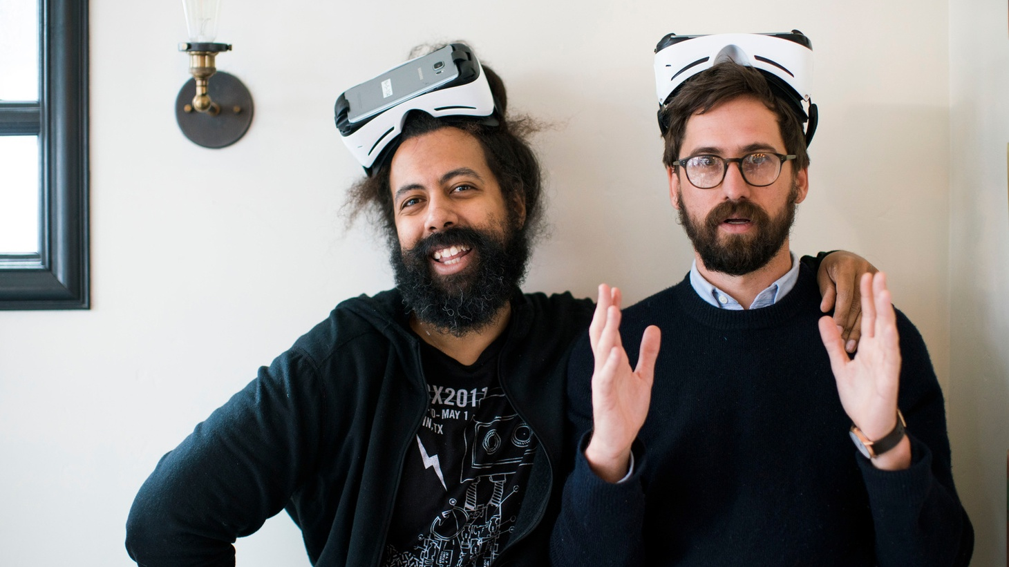 Virtual Reality was the talk of Sundance 2016. Reggie Watts brought his multitude of talents to the medium for an incredibly entertaining video, Waves.