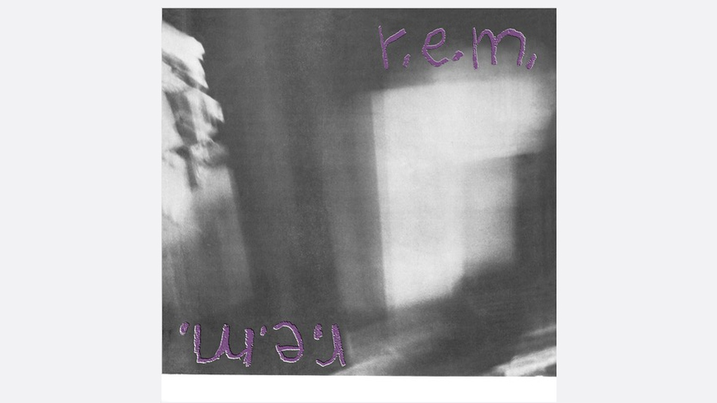 """R.E.M.'s """"Radio Free Europe"""" would help launch the band's career."""