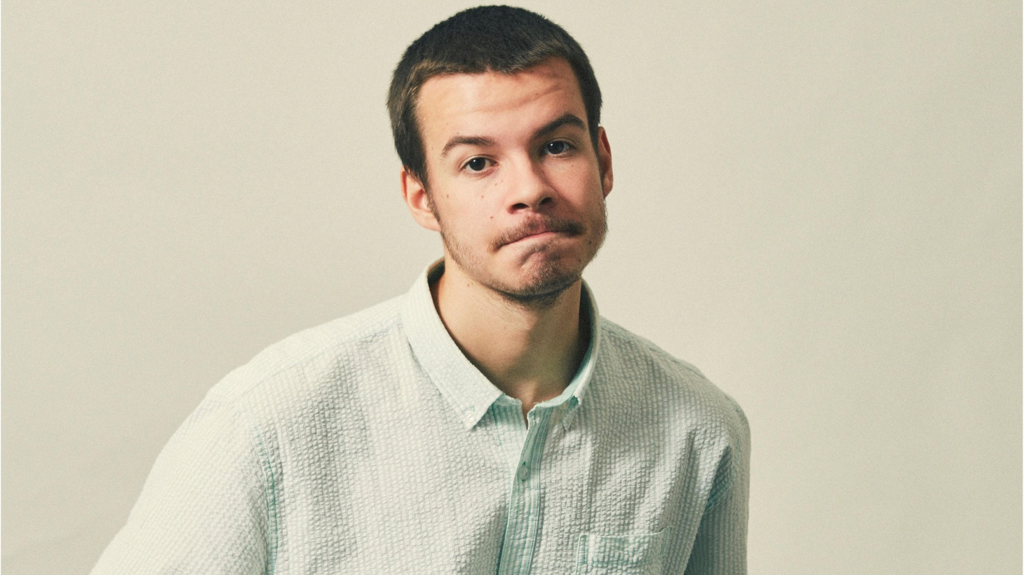 Rex Orange County is not from Southern California. In fact, it's the moniker of 20-year-old UK musician Alex O'Connor, whose star has risen swiftly on the strength of the insanely catchy single Loving Is Easy.