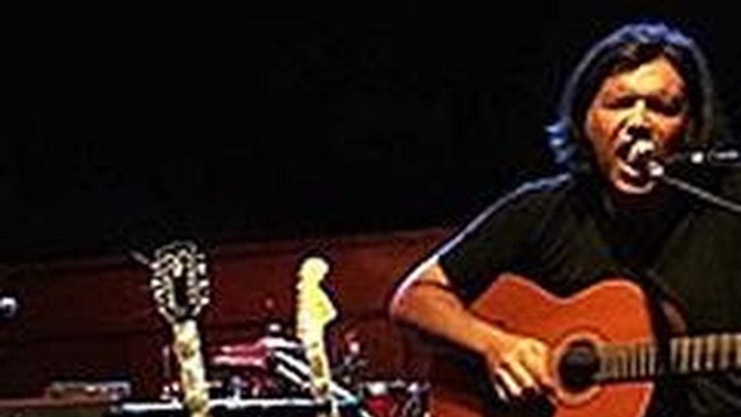Folky singer-songwriter, Richard Buckner, performs solo on Morning Becomes Eclectic at 11:15am.