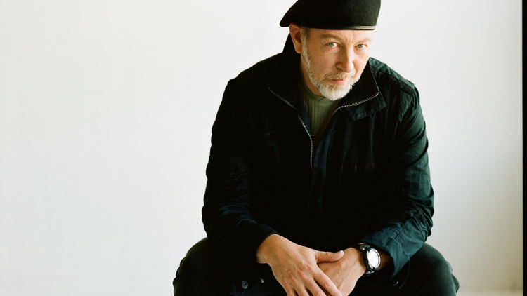 Richard Thompson is considered one of the top guitarists in the world and we heard tracks from his record Electric during this 2013 visit.