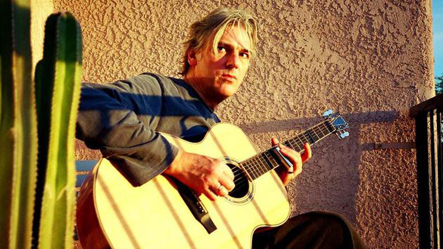British songwriter Robyn Hitchcock is a cult favorite for his delightful wit and surreal songs.