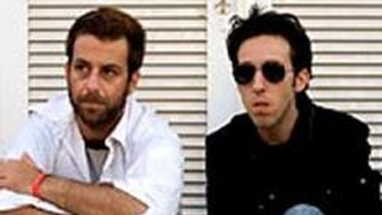 Tel Aviv's rock quartet, aptly named,  Rockfour  perform for Morning Becomes Eclectic at 11:15am.
