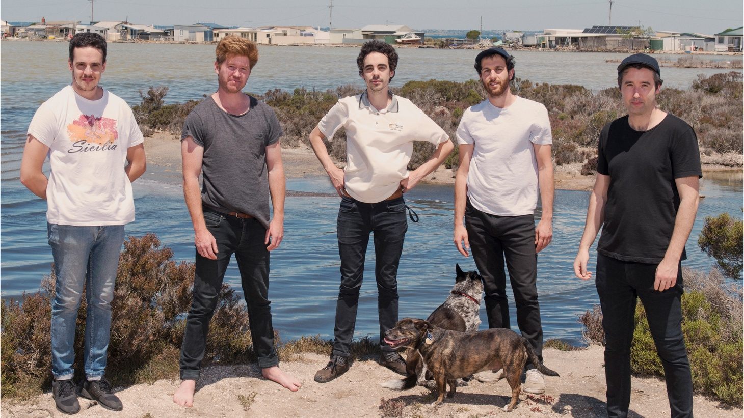 The rollicking guitar pop of Aussie band Rolling Blackouts Coastal Fever captured our attention at SXSW 2017. Now signed to Sub Pop and with a full length album on the way this summer, we'll host them in studio for a preview.