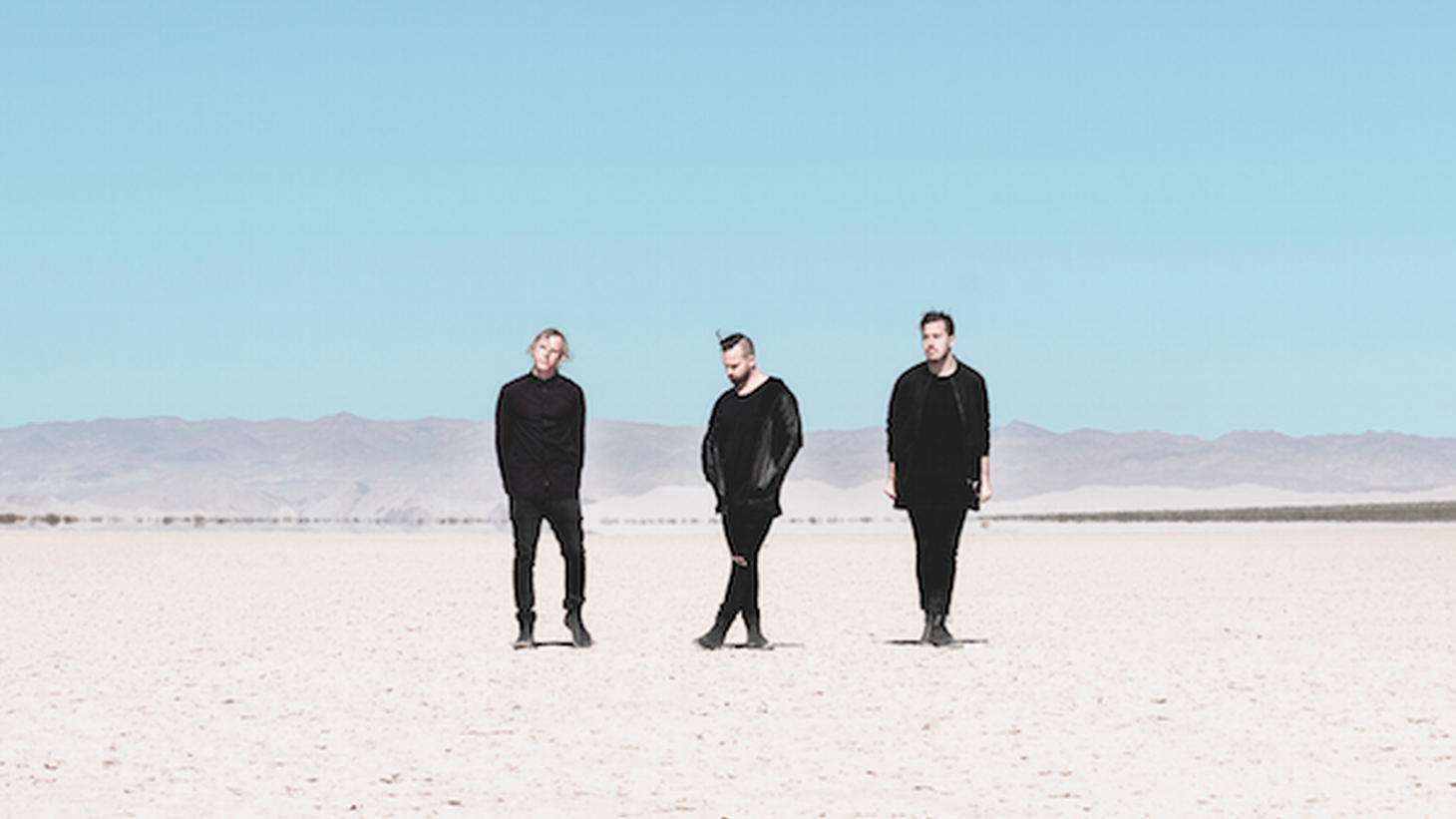 LA-based Australian trio Rüfüs Du Sol are quickly becoming one of the most popular live electronic bands in the world. They kick off a massive North American tour in October, including sold out dates at The Shrine.