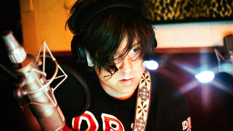 Ryan Adams' 14th studio album was recorded at his own Pax AM studios here in LA. The self-titled work is heartland rock at its finest, with Ryan's special flare.