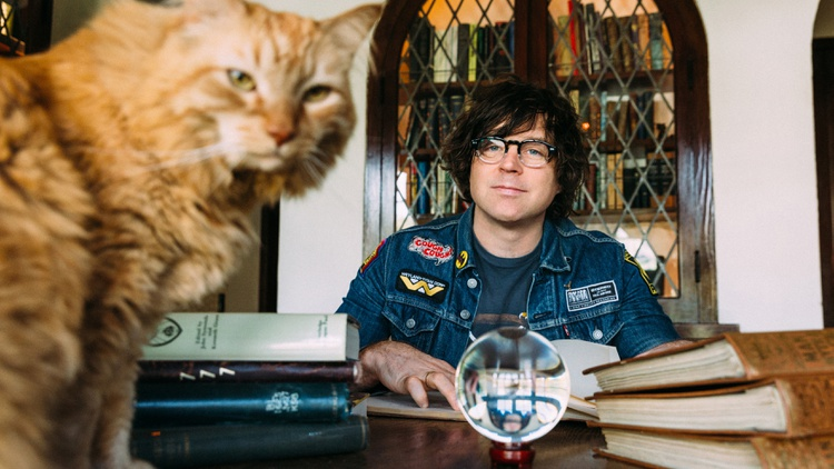 Ryan Adams recorded his 16th solo album, Prisoner, on the heels of his divorce. He channels heartbreak like no other.