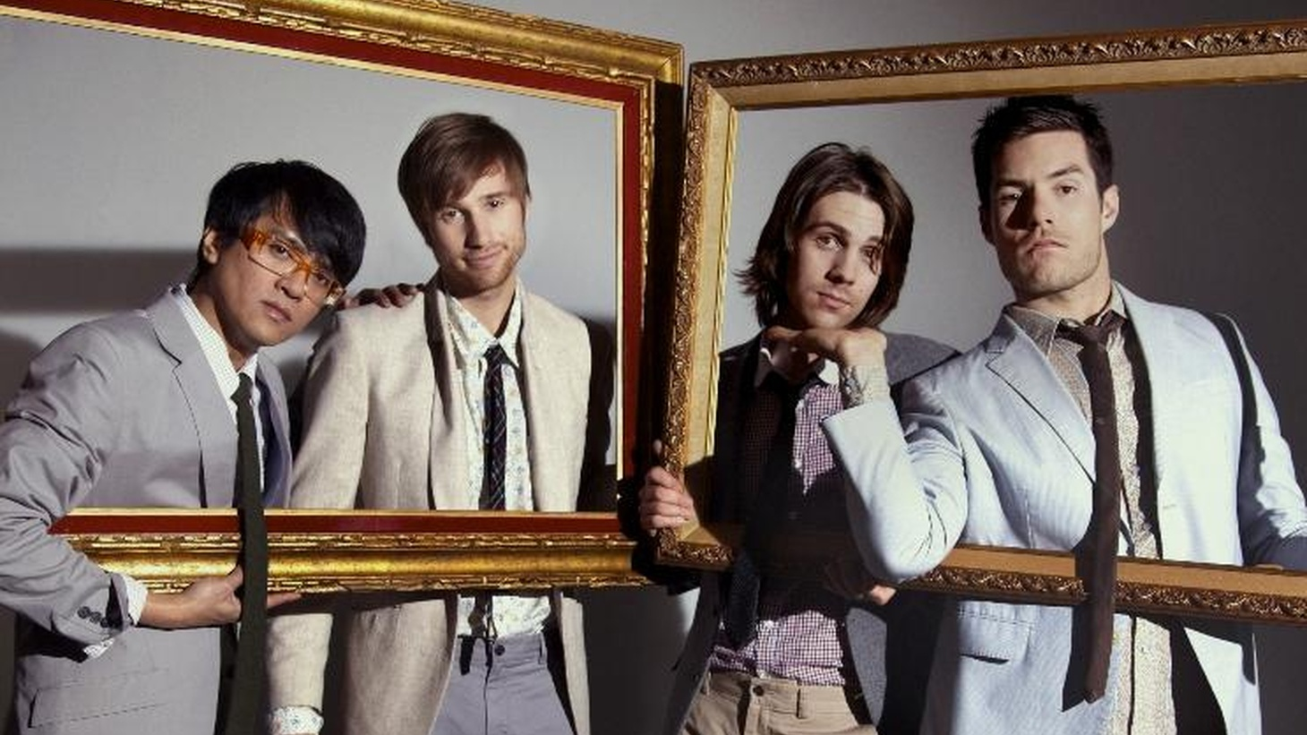 Not only are L.A.'s Saint Motel talented indie-pop stars in the making, but they are also gifted cinematographers who started making music together in film school. They'll bring their impressive live show to Morning Becomes Eclectic at 11:15am.