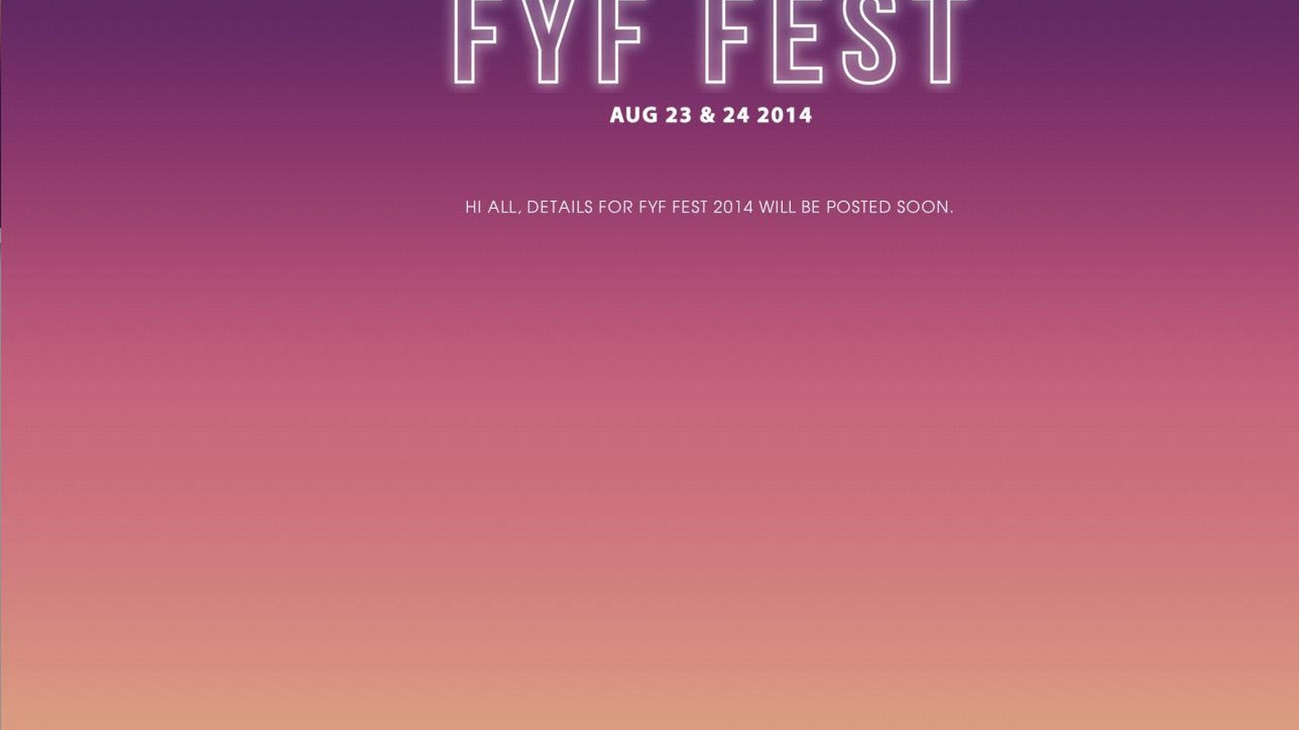 Sean Carlson, founder of FYF Festival, announces this year's lineup on Morning Becomes Eclectic and spins some of the event's finest performers in the 10 o'clock hour.