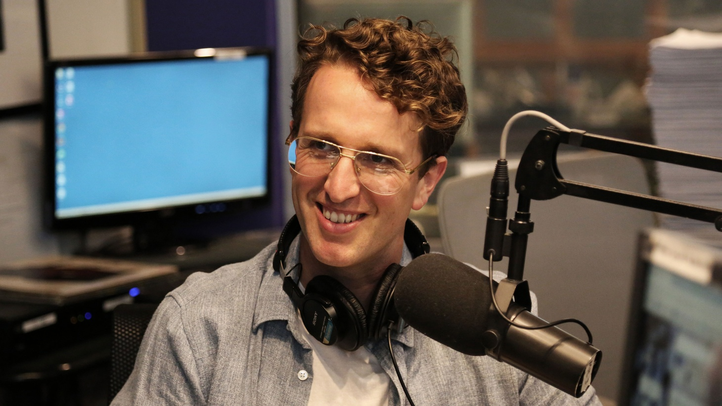 FYF Fest founder Sean Carlson joins us for a Guest DJ set at 10am.
