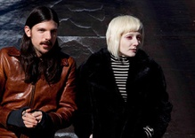 Seth Avett and Jessica Lea Mayfield