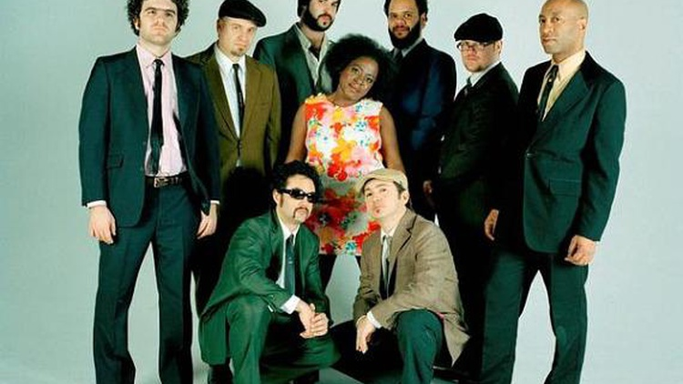 Sharon Jones & The Dap Kings recall the golden days of Muscle Shoals and Stax records with raw power and rhythmic swagger. They'll perform songs from their original R&B arsenal and treat listeners to an action packed set on Morning Becomes Eclectic at 11:15am.