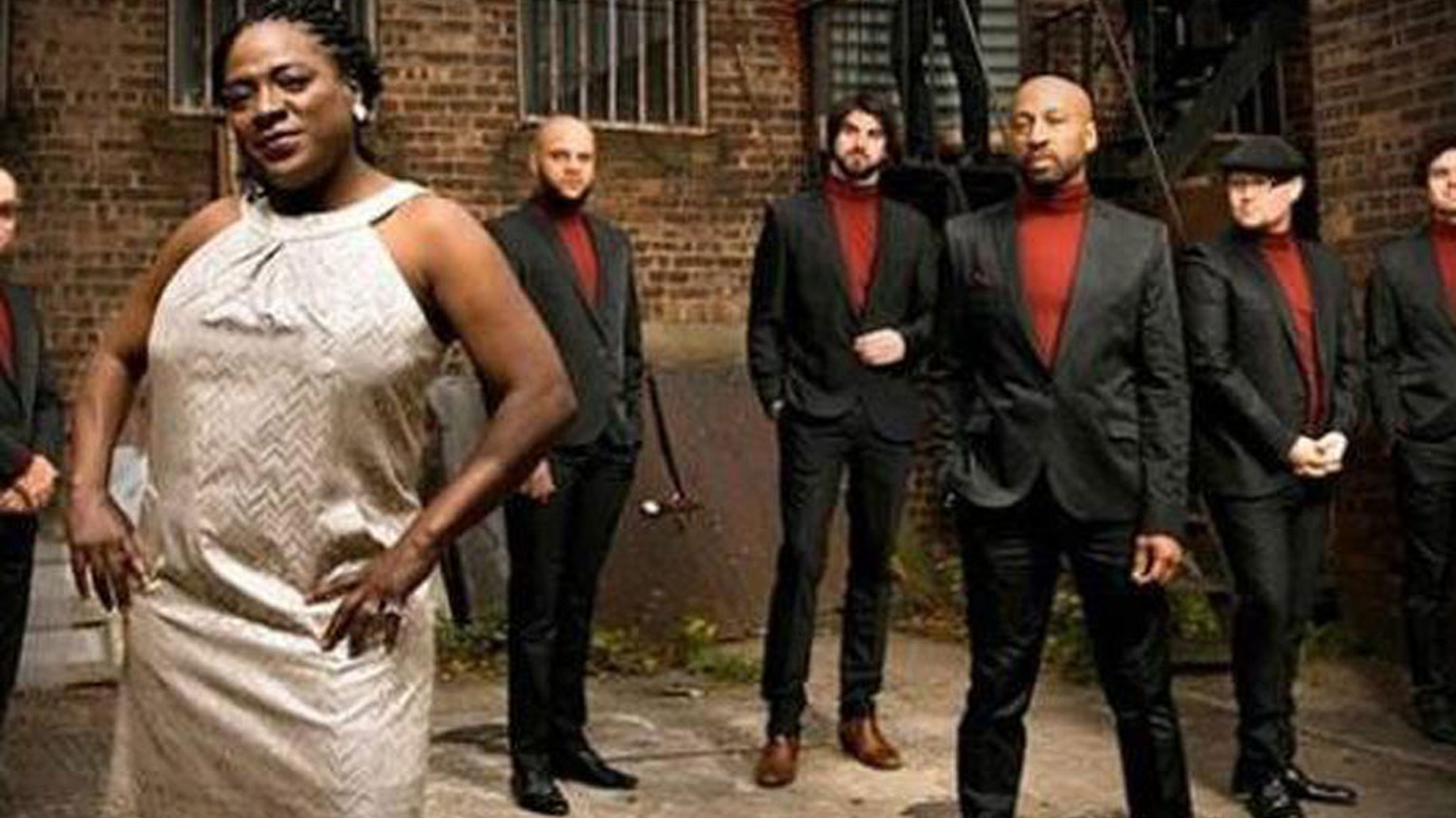 Sharon Jones and the Dap-Kings brings all the soulful, funky goodness you could ever hope for...