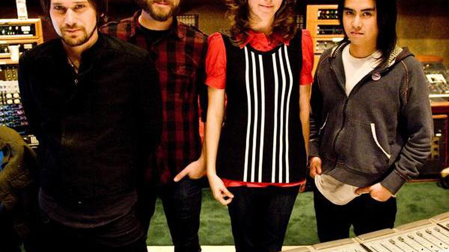 L.A. based Silversun Pickups explore songs from their new recording live on Morning Becomes Eclectic at 11:15am.