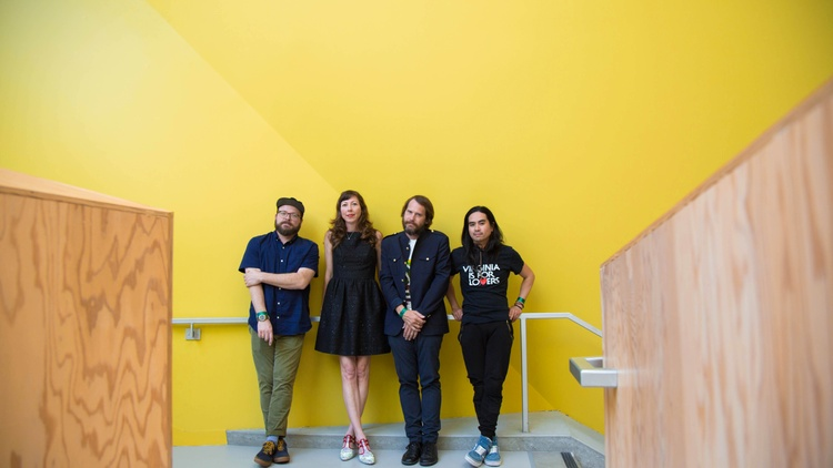 Nearly 20 years into their careers, Silversun Pickups have released their 5th studio album Widow's Weeds with producer Butch Vig at the helm.