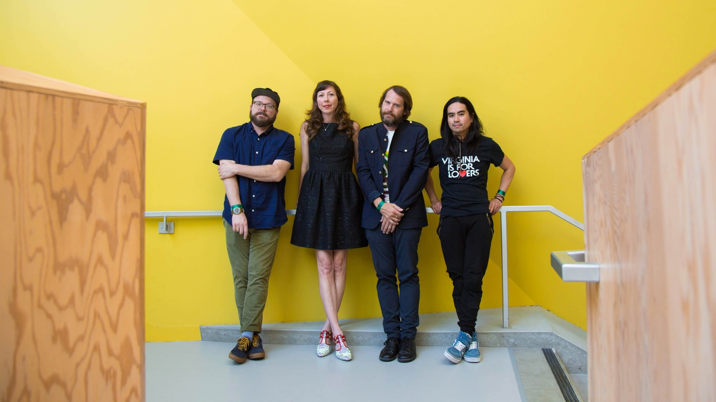 Silversun Pickups at KCRW.