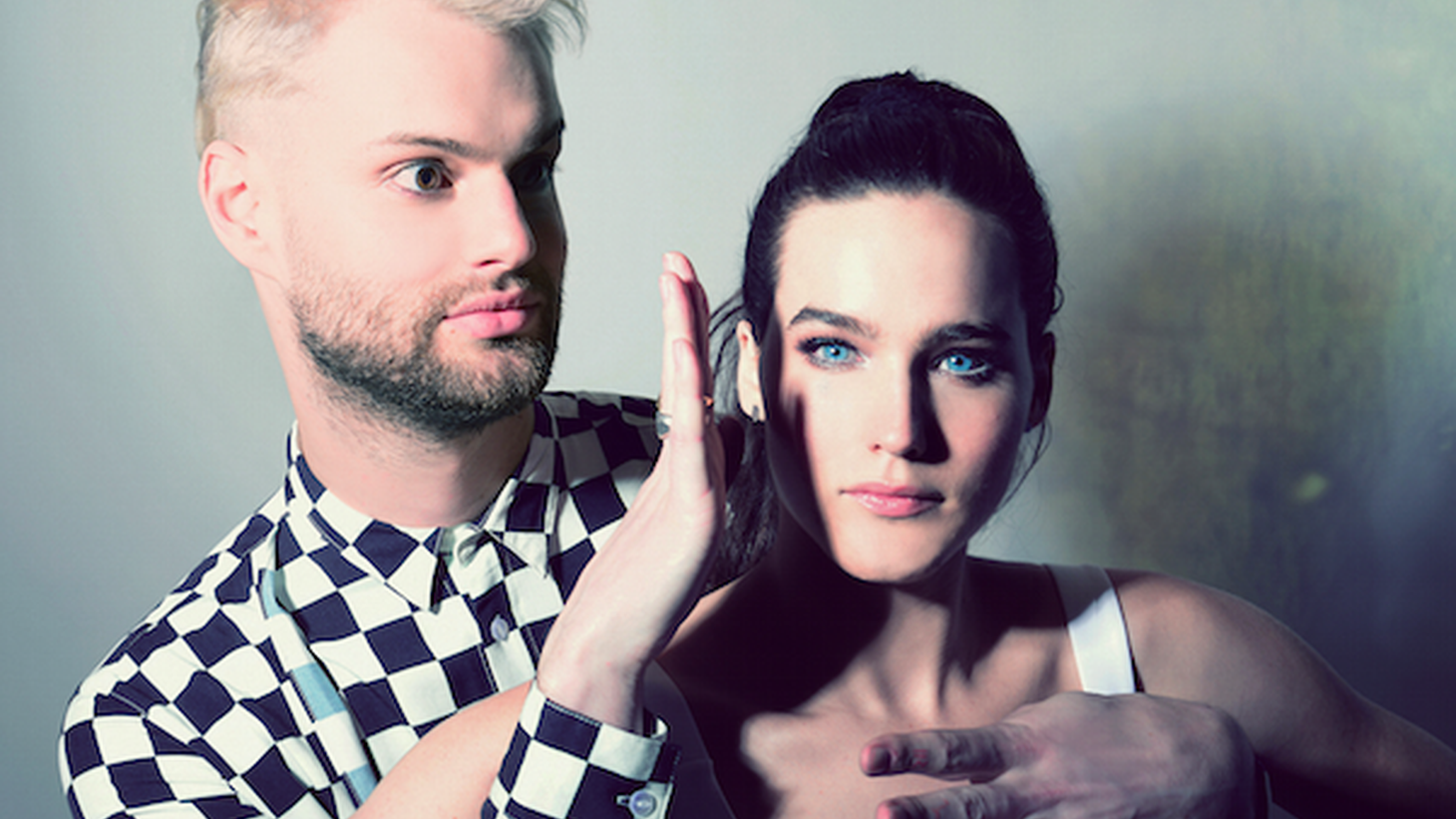 Dynamic duo Sofi Tukker have found an impassioned following for their infectious dance pop sound. They just released their debut full length Treehouse and will return to our studio for a special 4-song set at 10am.