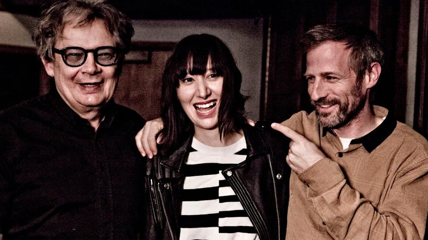 """In the 10 o'clock hour, Spike Jonze, Karen O, and KK Barrett perform the Oscar-nominated """"The Moon Song,"""" exclusively for KCRW and chat about the film Her."""