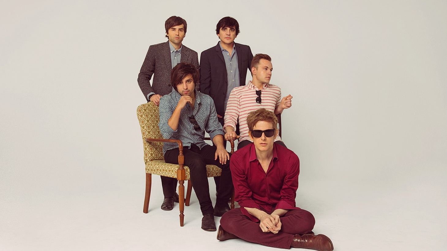Spoon is one of the most consistently great rock bands of the modern era. This session features music from their last album, They Want My Soul.