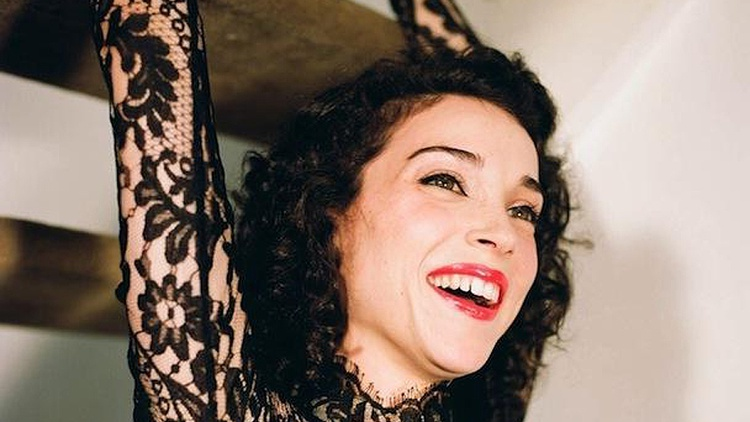"""Annie Clark best known for her work as St. Vincent performed brand new songs from her stellar new release """"Strange Mercy"""" at Berkeley St. Studios recently..."""