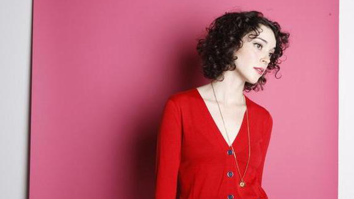 The Angelic sound of St. Vincent emanates from Annie Clark, a musician who lent her musical skills to the Polyphonic Spree and Sufjan Stevens before composing her own intricate pop songs.
