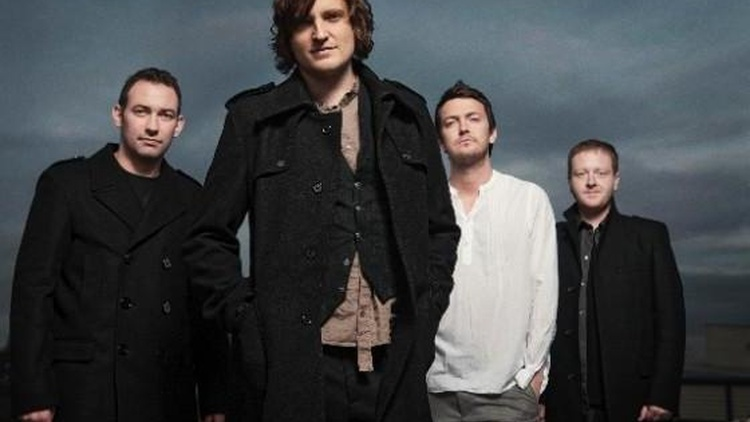 Starsailor return to share new songs on Morning Becomes Eclectic at 11:15am.