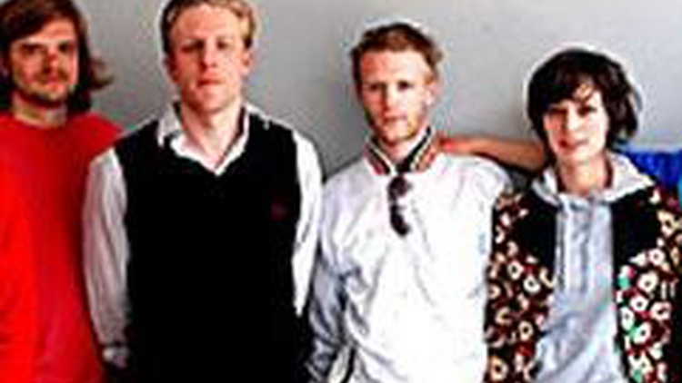 Berlin-based Super 700 make their radio debut in Los Angeles live on Morning Becomes Eclectic at 11:15am.