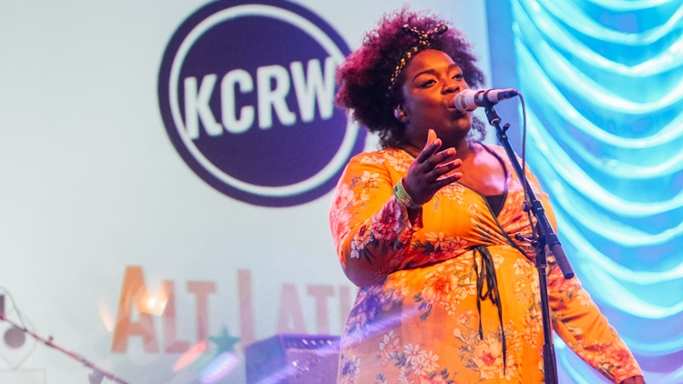 KCRW interviews Yola at SXSW.