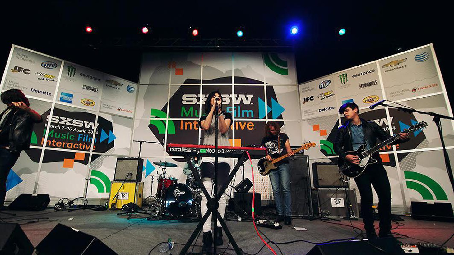 Morning Becomes Eclectic broadcasts live from the SXSW Music Festival.