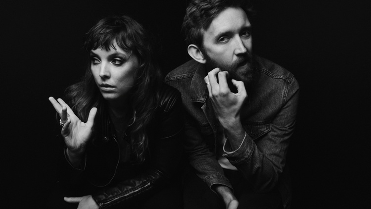 Sylvan Esso began as a chance meeting between two very different, but very talented musicians -- singer Amelia Meath and producer Nick Sanborn.