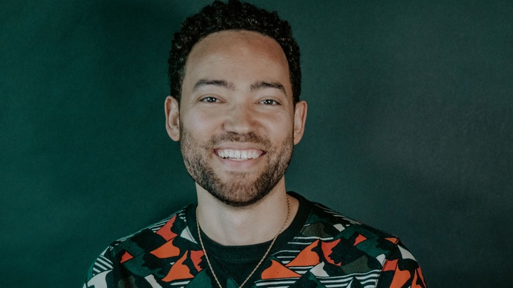 DJ, producer, keyboardist and beatboxer Taylor McFerrin stepped in front of the microphone for his latest album Love's Last Chance.