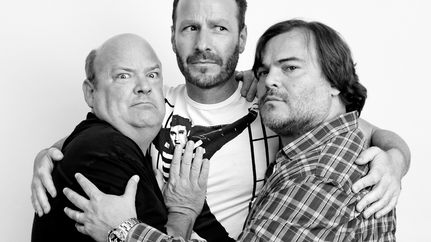 It's a Tenacious D takeover!