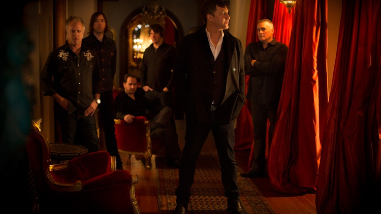 This year, The Afghan Whigs released their first record in 16 years to great acclaim. Frontman Greg Dulli and his bandmates return to our studio to perform the new songs live on Morning Becomes Eclectic.