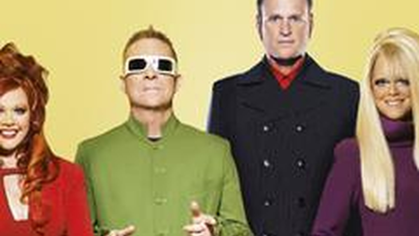 Gurus of dance-rock, The B-52s showcase songs new and old for Morning Becomes Eclectic at 11:15am.