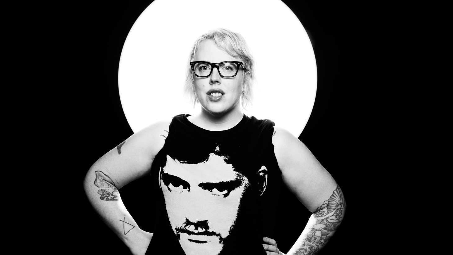 The Black Madonna (aka Marea Stamper) is a dance music veteran who fled the Midwest for Chicago, building her career from scratch in the city where house music was born.