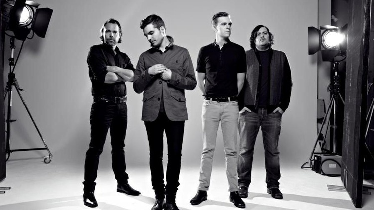 Jason Bentley says The Boxer Rebellion's music and lyrics have a gravitational pull that is undeniable as each song builds with rolling intensity.