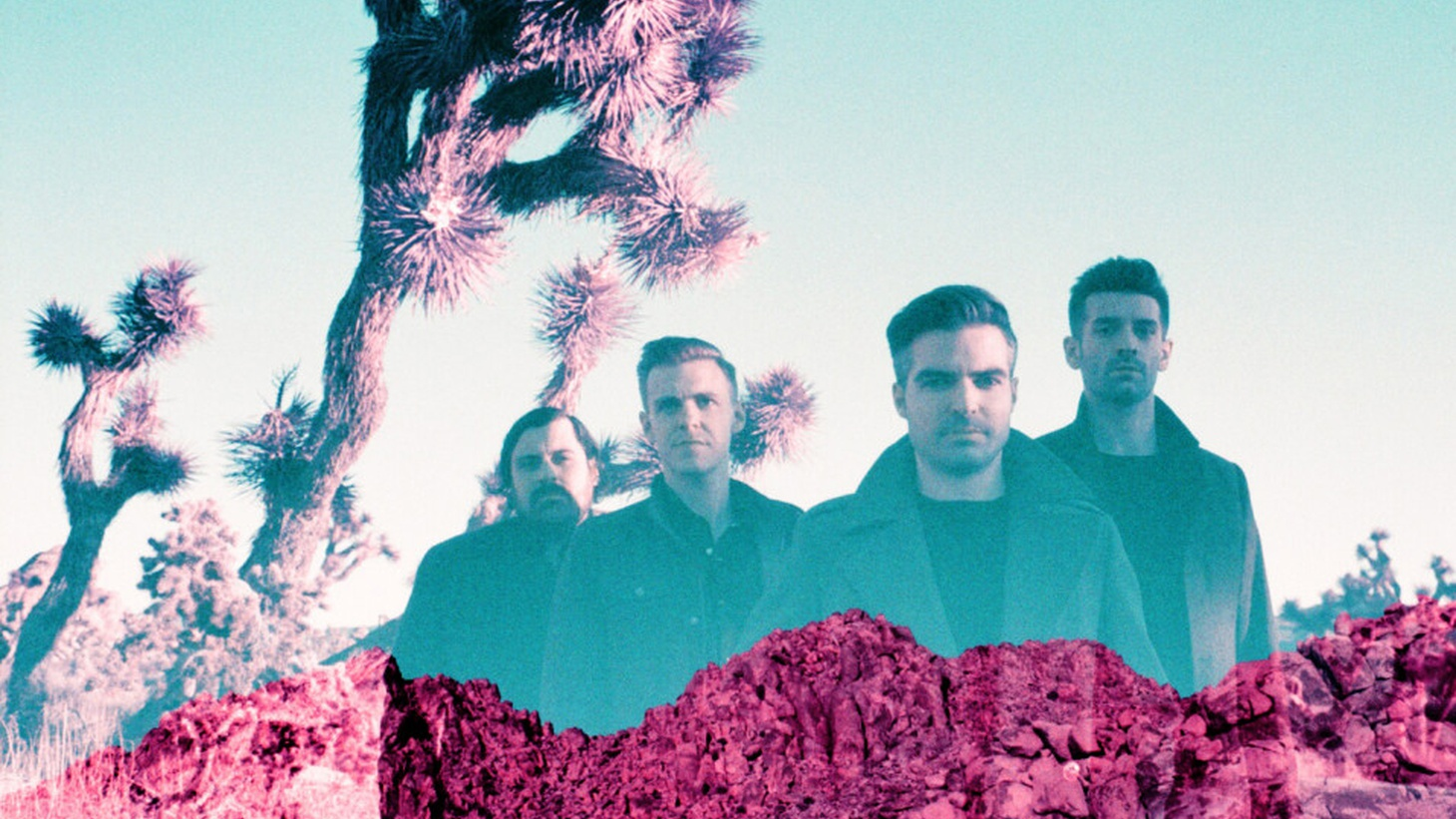 London quartet Boxer Rebellion return with their fifth full-length, Ocean by Ocean.