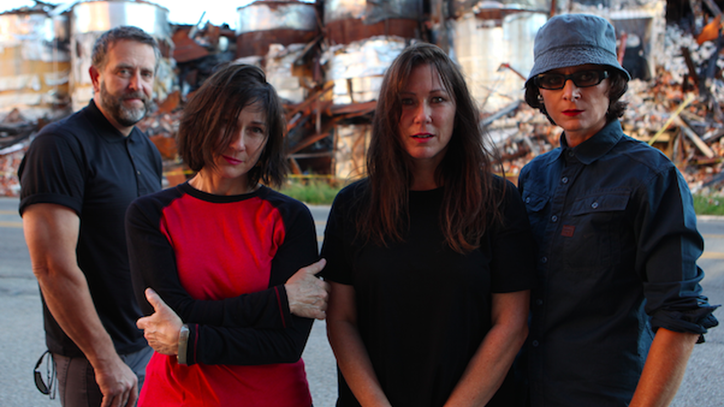 We are excited to welcome The Breeders for a live performance of old and new songs.