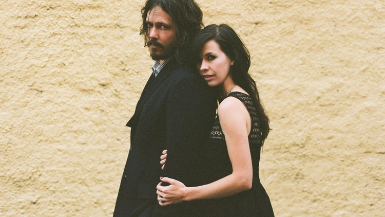 Indie folk rock duo The Civil Wars are one of this year's biggest indie success stories...